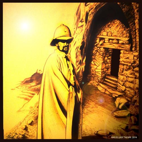 Book Of Elijah - Chapter 1 - Ras Elijah Tafari