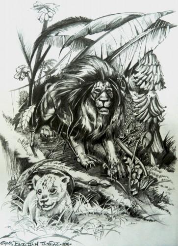 LION AND CUB PR