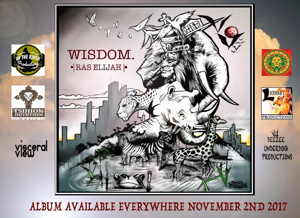 Wisdom Cover Ras Elijah