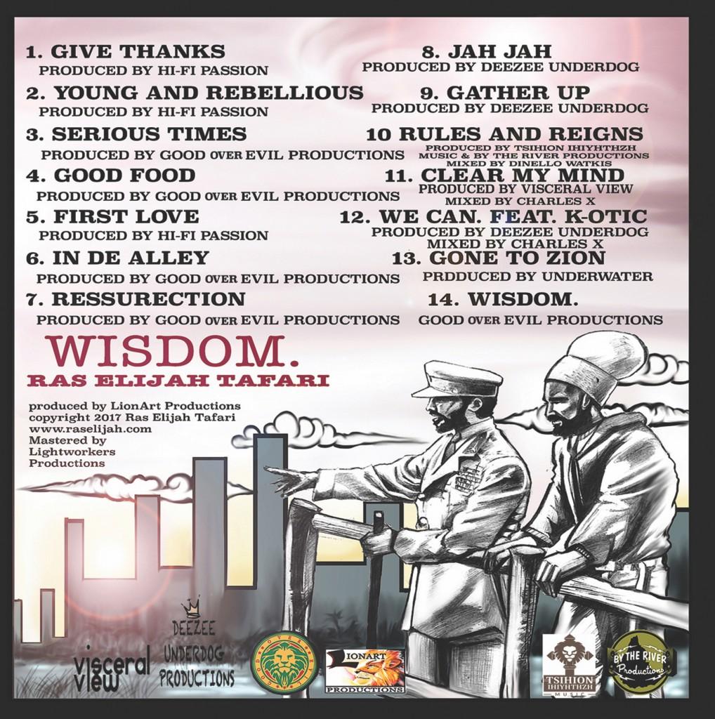Wisdom Back Cover