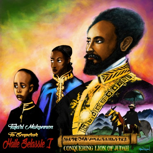 Tafari Makonnen to Haile Selassie I  copyrighted by Ras Elijah Tafari and Kurrency King.